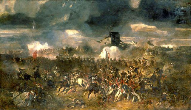 800px-Andrieux_-_La_bataille_de_Waterloo (Hougoumont)