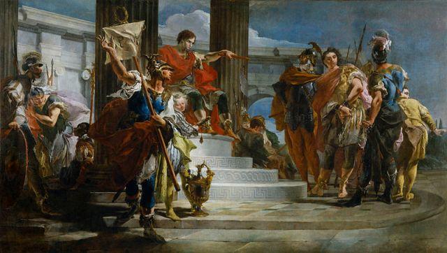 800px-Giovanni_Battista_Tiepolo_-_Scipio_Africanus_Freeing_Massiva_-_Walters_37657