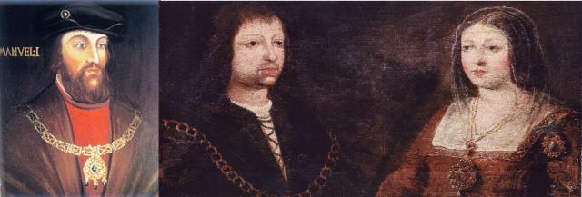 D Manuel I e os reis catolicos