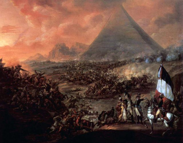 Egypt Campaign - Napoleon