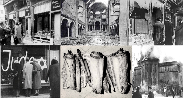 Kristallnacht 08-09.11.1938