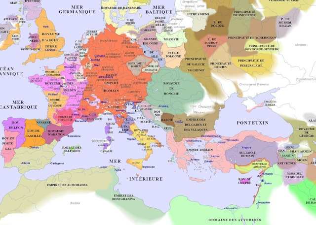 map of Europe (1200AD)_argentorum