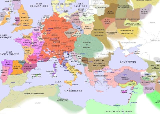 map of Europe (1200AD)_argentorum