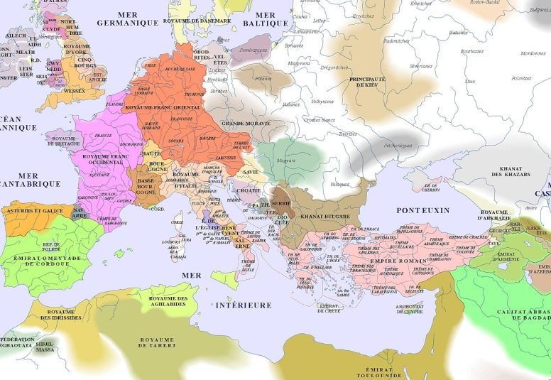 map of Europe (900AD)_argentorum