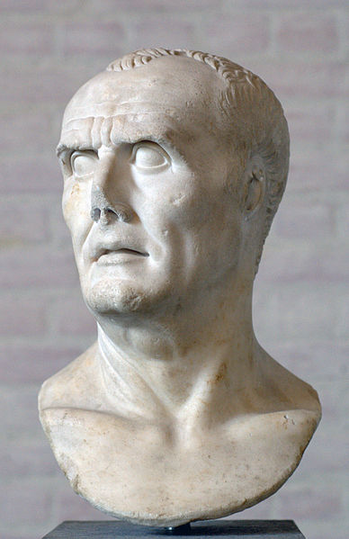 Marian Reforms - Bust of Gaius Marius at Munich Glyptothek