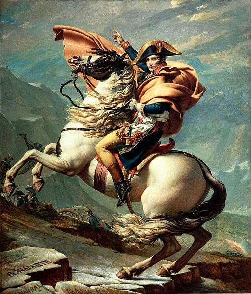 Napoleon - Crossing the Alps
