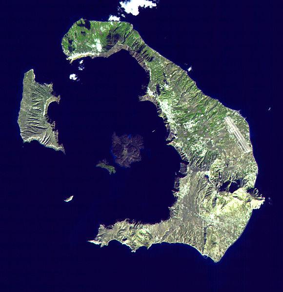 Santorini - Thera Explosion