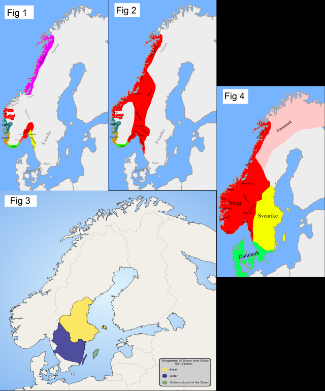 The Unification of Sweden and Norway as Triggers of 9th century Viking Age